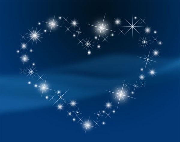 estrellas de amor